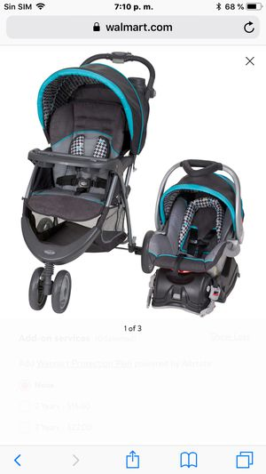 Stroller with car seat for Sale in Gaithersburg, MD