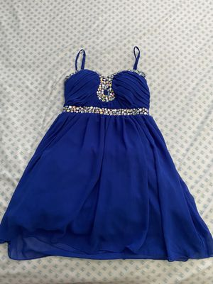 Royal blue prom dress for Sale in Fremont, CA