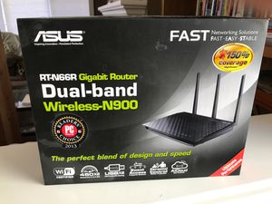 ASUS N900 Gigabit Router in Box for Sale in Seattle, WA