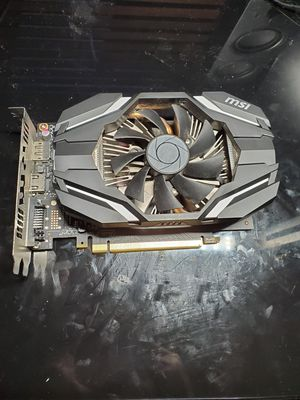Msi gtx 1060 3gb for Sale in Pasadena, CA