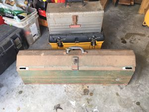 3 Tool Boxes for Sale in Bartow, FL
