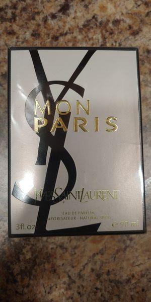 Yves St Laurent Mon Paris Women's Perfume - 3 FL OZ for Sale in Ridley Park, PA