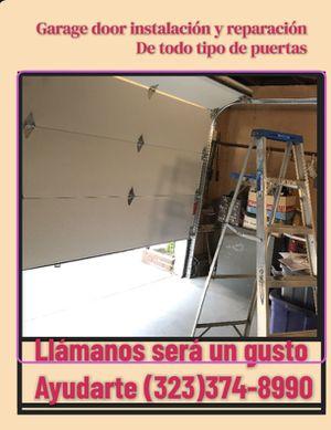 Garage door New for Sale in Costa Mesa, CA