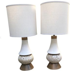 Vintage ceramic lamps for Sale in Los Angeles, CA