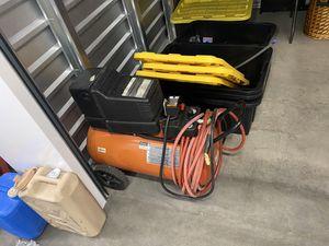 Craftsman air compressor for Sale in San Diego, CA