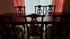 Kitchen table and China set for Sale in Kissimmee, FL