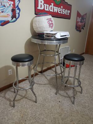 Retro table and chairs for Sale in O'Fallon, IL