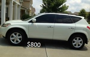 Crazy*Clean*Beautiful*2OO3 Nissan Murano for Sale in Chicago, IL