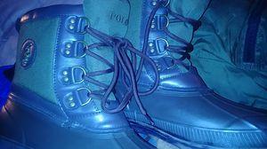 Ralph Lauren Crestwick Men's Snow Duck Boots Waterproof for Sale in Las Vegas, NV