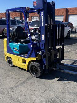 Komatsu Forklift for Sale in Carson,  CA