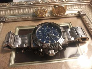 Invicta watch includes 2 rings 9.25 sterling for Sale in OCEAN BRZ PK, FL