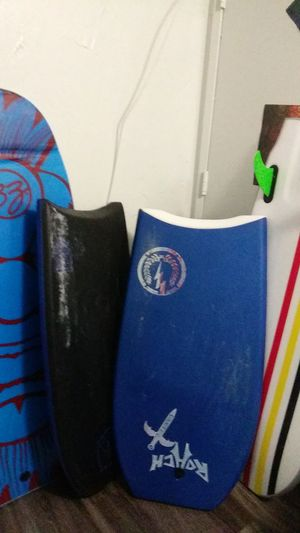 Soft top surfboards and bodyboards for Sale in Costa Mesa, CA