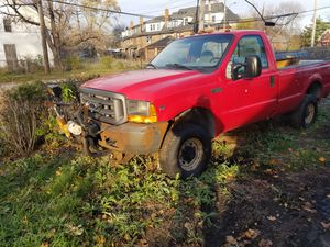 2000 Ford F350 Plow Truck for Sale in Detroit, MI