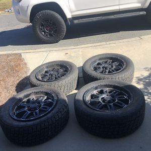 XP Gunner 4Runner Wheels 20' for Sale in Charlotte, NC