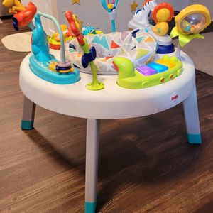 Activity Center 2 In 1 Infant To Toddler - Unisex for Sale in Glastonbury, CT