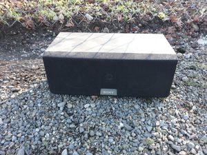 Speaker for Sale in Renton, WA