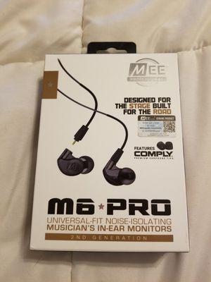 MEE audio M6 PRO 2nd Generation for Sale in Phoenix, AZ
