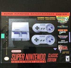 Super Nintendo Classic for Sale in Smyrna, GA