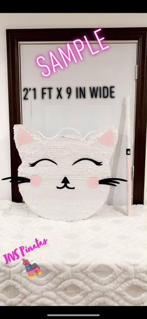 Kitty Cat Pinata for Sale in Houston, TX