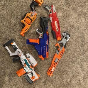 Lot Of Nerf Guns for Sale in Auburn, WA