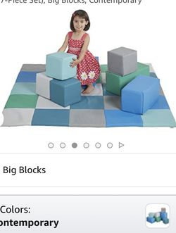 Baby soft Blocks & gym Activity set for Sale in San Jose,  CA