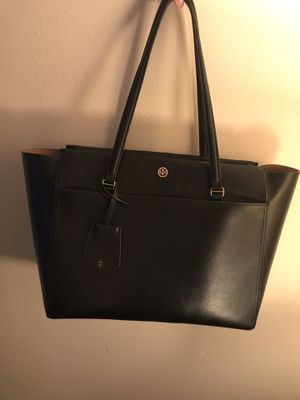 Black Tory Burch Tote for Sale in Quincy, IL