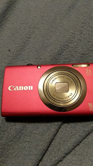 Canon Camera power shot A 2300 16.0 mega pixels like new make offer for Sale in Independence, OH