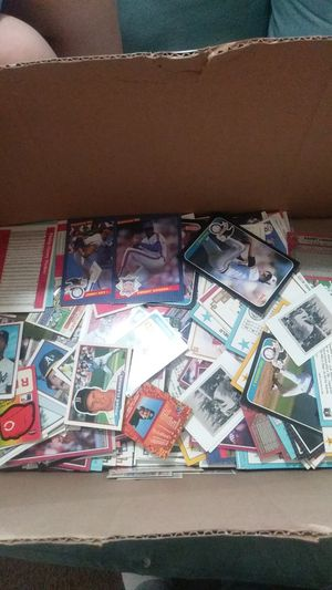 Baseball cards for Sale in Grand Blanc, MI