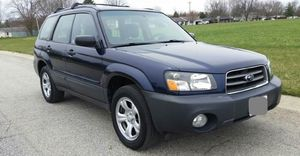 2005 SUBARU FORESTER X for Sale in Philadelphia, PA