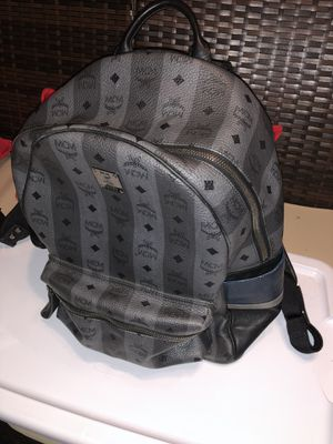 """Black MCM Backpack Limited Edition """"Munich Lion"""" for Sale in Great Neck, NY"""
