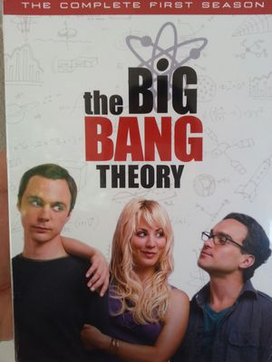 The Big Bang theory NEW DVD Season 1 for Sale in Laredo, TX