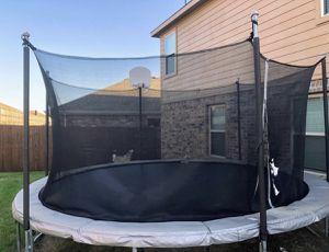 Trampoline 12ft for Sale in Dallas, TX