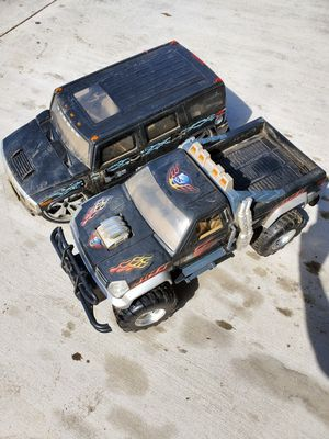 Hummer rc and offroad rc for Sale in Riverside, CA