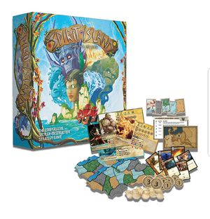 Spirit Island board game for Sale in Indianapolis, IN