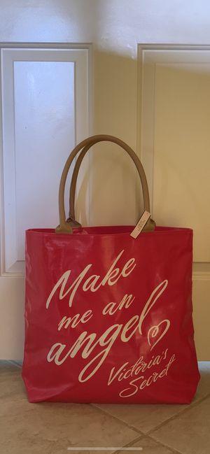 "Victoria's Secret ""Make me an angel"" Huge Tote Bag for Sale in Mill Creek, WA"
