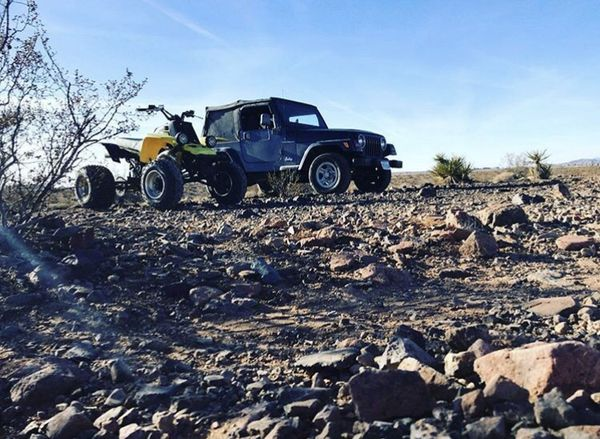 Tj Jeep Wrangler 2000