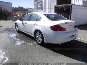 Infiniti G37 2013 Parts Out for Sale in Miami Gardens, FL