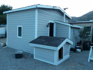 Dog house for Sale in Escondido, CA