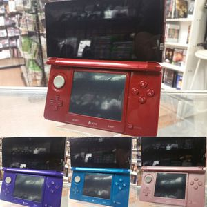 Nintendo 3ds with Charger and 2 Basic Games for Sale in Pasadena, TX