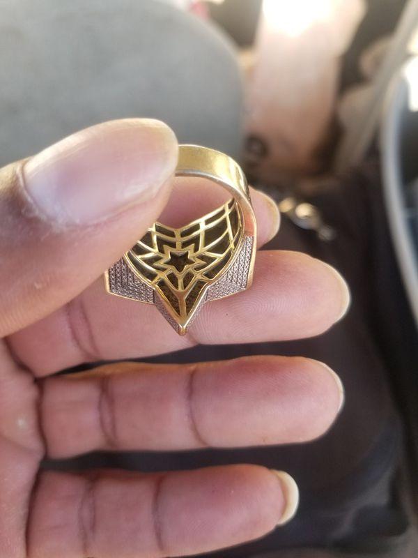 Makaveli starr ring