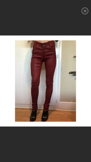 Alice & Olivia Leather Pants for Sale in Los Angeles, CA