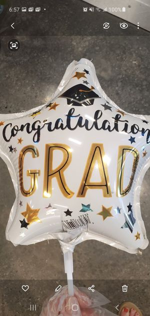 Graduation Balloons and Gift Baskets Available for Delivery or Pick-Up for Sale in Roswell, GA