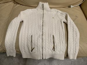 Ralph Lauren girl full zip sweater size small for Sale in San Jose, CA
