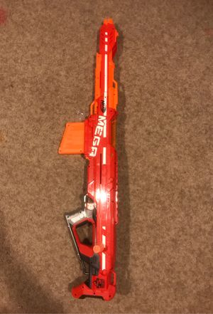 NERF MEGA GUN for Sale in Barnegat Township, NJ