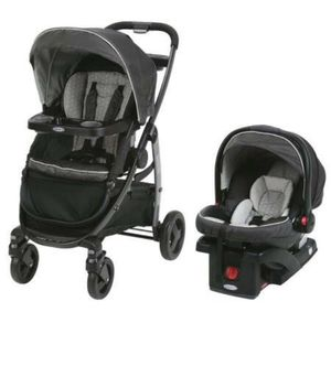 Brand new never opened grace modes 3 in 1 travel system for Sale in Brooklyn Park, MD