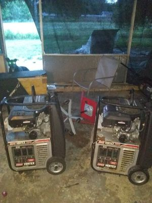 Echo chainsaws .table saw .generators all at once or piece for Sale in Orlando, FL