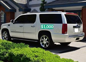💲1OOO 2OO8 Cadillac Escalade Strong for Sale in Long Beach, CA