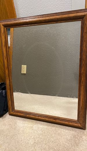 Wall mirror. 19 X 22 1/2. for Sale in Kent, WA