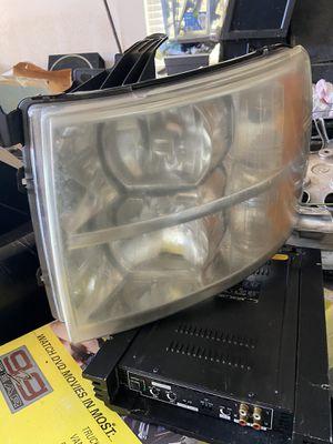 2007-2013 Silverado Front Headlights for Sale in Escondido, CA