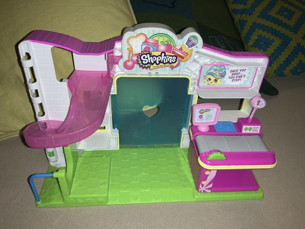 Shopkins - Small mart
